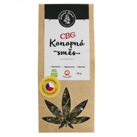 BIO Konopná herba CBG -1,8%...