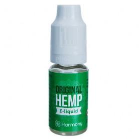 CBD e-liquid do elektronickej cigarety s obsahom CBD v malej fľaštičke