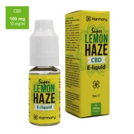 CBD liquid náplň do vape alebo elektronickej cigarety s obsahom CBD, Harmony