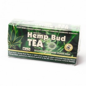 Bud tea - konopný čaj...