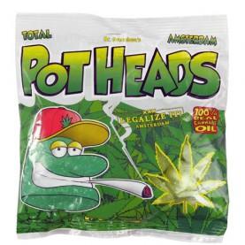 Gumené cukríky Cannabis...