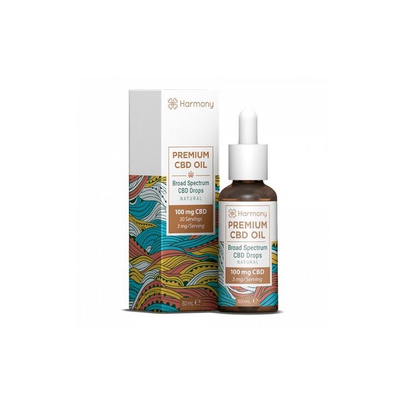 Harmony Natural CBD Oils 3000 mg