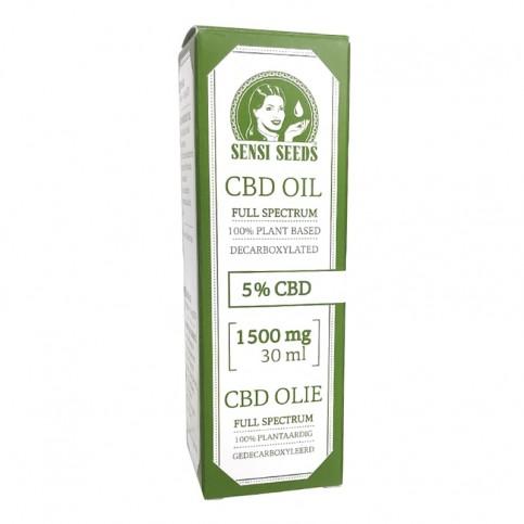 CBD Olej Sensi Seeds 30 ml 5 %