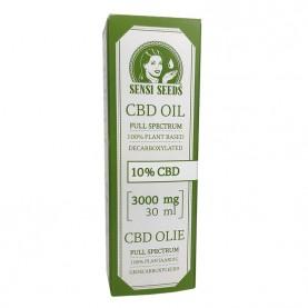 CBD Olej Sensi Seeds 30 ml 10 %
