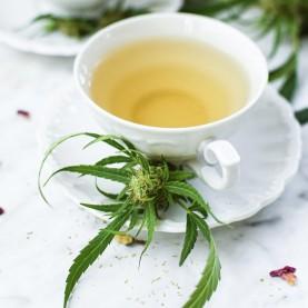 Konopný čaj ovocný 50g