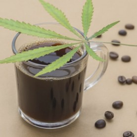 Cannabissimo - mletá káva s konopnými semienkami 250g