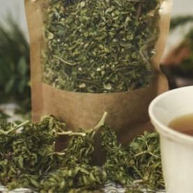Konopný Čaj Cannabis Bud Tea CBD - Strawberry (Jahoda)